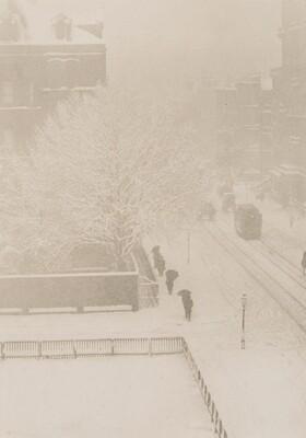Snapshot—From My Window, New York