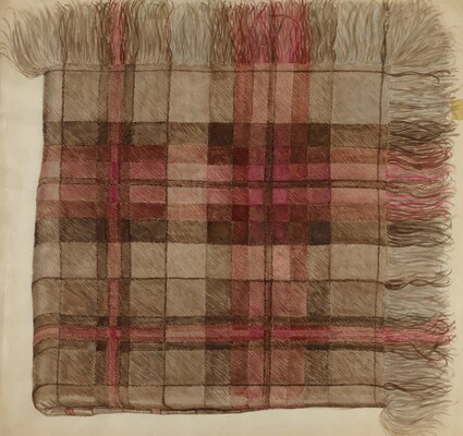 Shawl (Plaid)