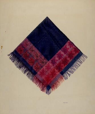 Brocade Kerchief