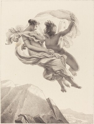 Zephyr and Psyche