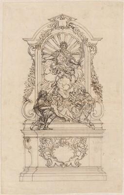 A Reliquary of Saint Sigismondo