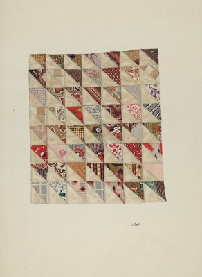 Piece of Calico Patchwork