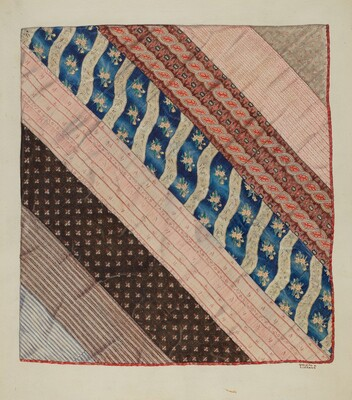 Quilt: Reverse Side