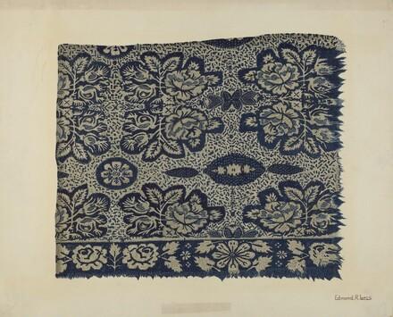 Woolen Coverlet