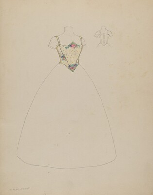 Design for Bodice