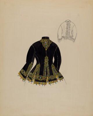 Dressing Sacque