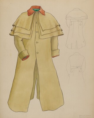 Man's Great Coat