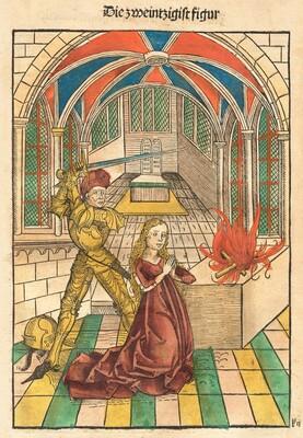 Der Schatzbehalter oder Schrein der waren Reichtümer des Heils und ewige Seligkeit
