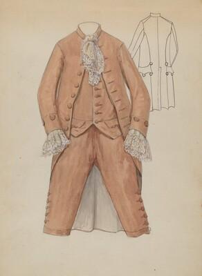 Man's Costume