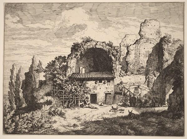 The Muleteers' Inn