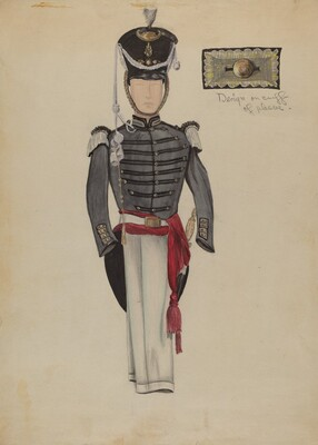 Sargent's Dress Uniform