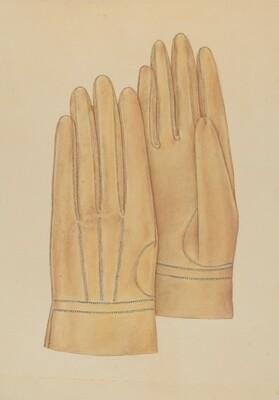 Man's Gloves