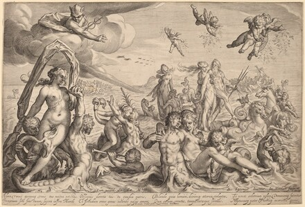 The Triumph of Neptune and Thetis
