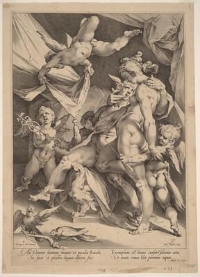 Venus and Mercury