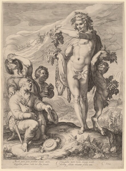 The Cult of Bacchus