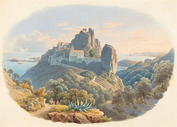Le Château d'Eze, pres de Nice