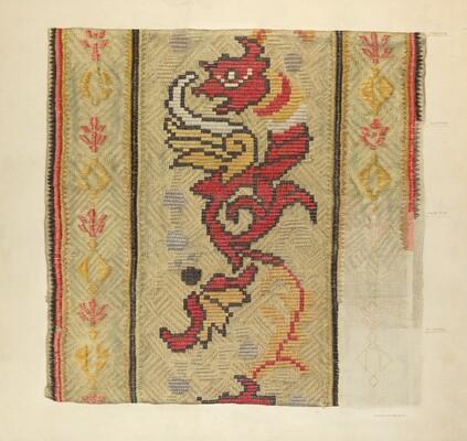 Woven Textile: Technique Demonstration