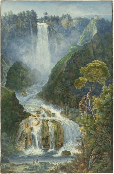 The Grand Waterfalls at Terni