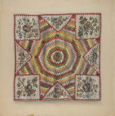 Quilt (Star of Bethlehem)
