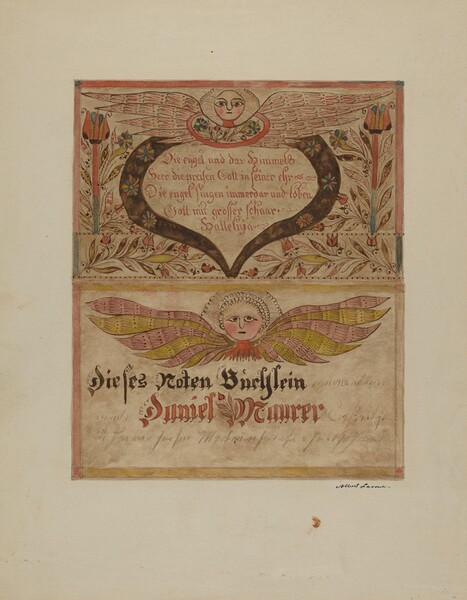 Manuscript and Miniature