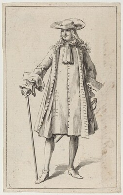Man with a Sword