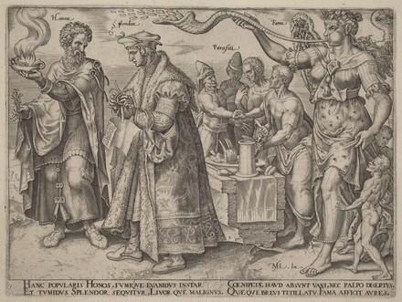 Honor, Splendor, Parasiti, Fama (The Deceptive Effects of Wealth)