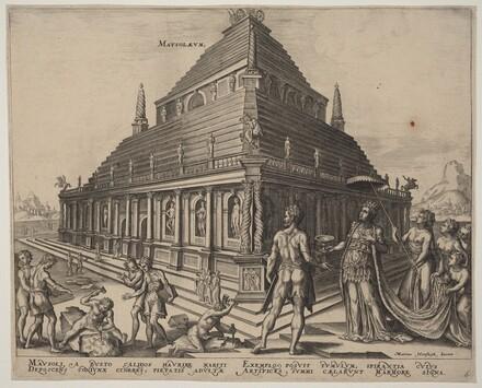 Mausolaeum (The Tomb of Mausolus at Halicarnassus)