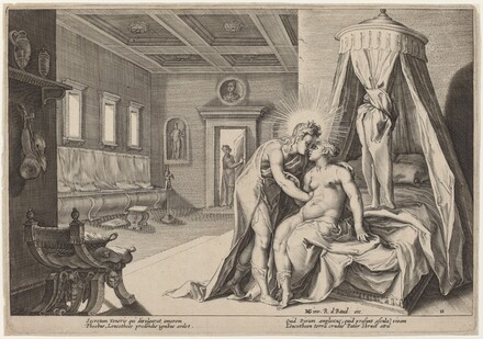 Apollo Abusing Leucothoe