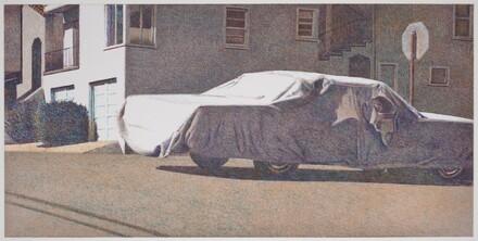 Covered Car--Missouri Street