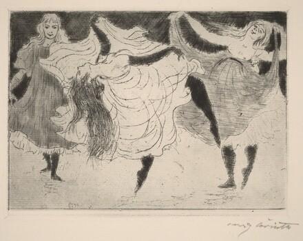 Dancers (Tanzerinnen)