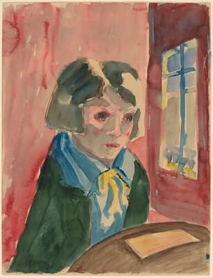 Mädchen am Fenster (Girl by the Window)