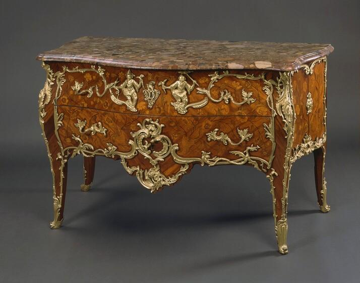 rococo decorative arts of the mid 1700s - Decorative Art