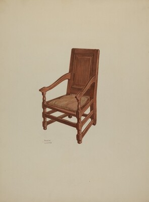 Pa. German Chair