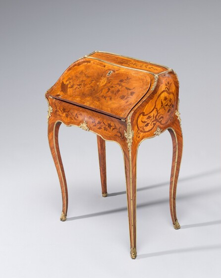 Bernard  Vanrisamburgh II, Lean-to Writing Desk (secrétaire en pente), c. 1750c. 1750