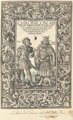 Chronicon Abbatis Urspergen