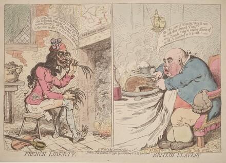 French Liberty and British Slavery