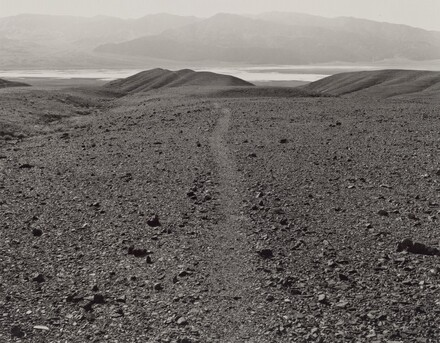 Death Valley: Ancient Footpath from Nevares Springs