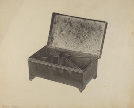 Pa. German Tinder Box