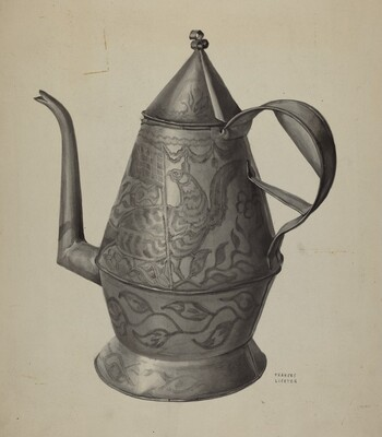 Pa. German Coffee Pot