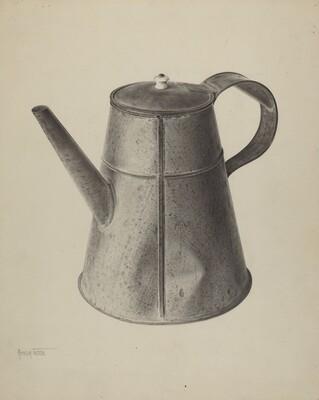 Pa. German Coffee Pot