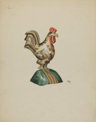 Pa. German Rooster