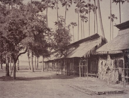 Amerapoora: Barracks of the Burmese Guard