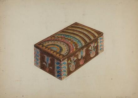 Pa. German Box