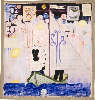 Kerry James Marshall, Voyager, 19921992