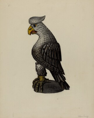 Pa. German Eagle