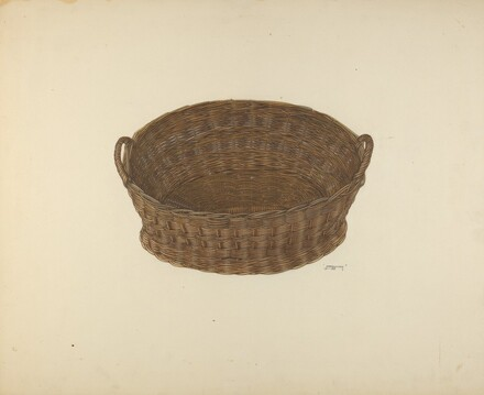 Zoar Sewing Basket
