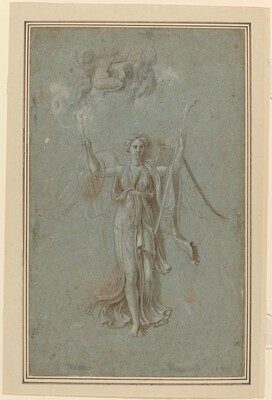 Study for Figure of Fame