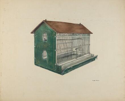Zoar Bird Cage
