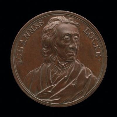 John Locke, 1632-1704, Philospher [obverse]