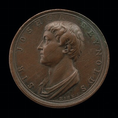 Sir Joshua Reynolds, 1723-1792, Painter [obverse]
